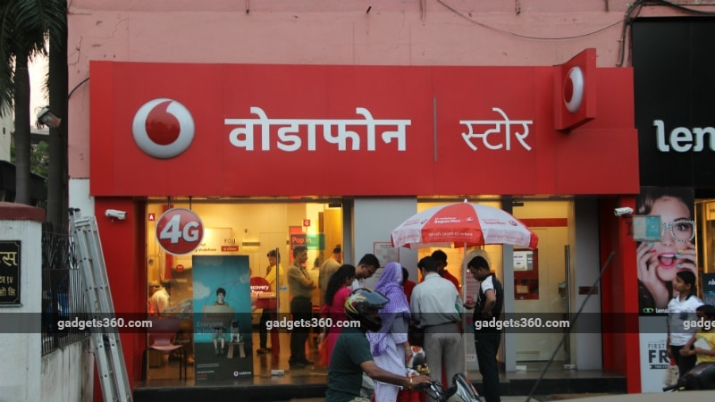 Targeting Jio and Airtel, Vodafone Launches Rs. 255 Recharge Pack With 2GB Data Per Day, 28-Day Validity