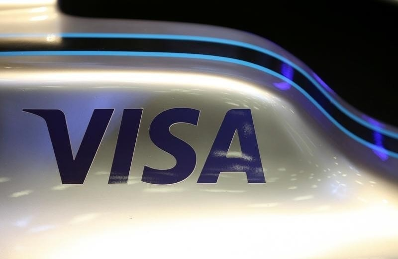 Visa CEO Charles Scharf to Resign, Former American Express President Alfred Kelly to Take Over