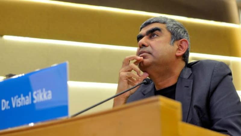 Vishal Sikka's Salary: The Controversy Behind Infosys CEO's Rs. 73.4-Crore Pay Package