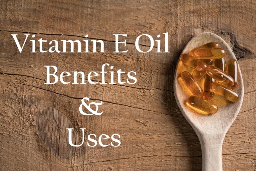 Vitamin E Capsules For Skin: Vitamin E Benefits, How To Use For Skin