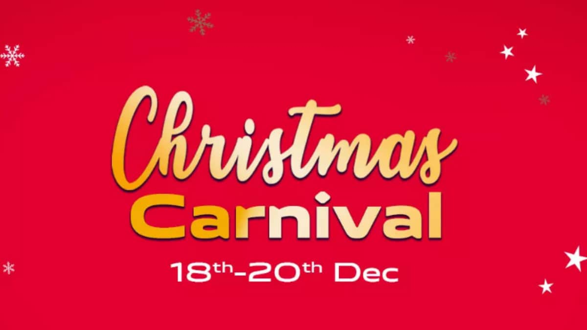 Vivo Christmas Carnival Offers Vivo Z1 Pro, Z1x, Y90, Y15 (2019) at Discounted Prices