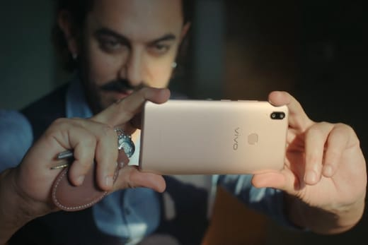 Vivo Mobile Phones in India for August 2018