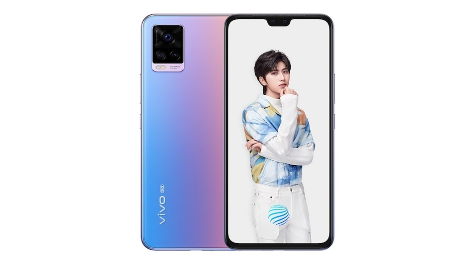 Vivo S7t 5G With MediaTek Dimensity 820 SoC, Dual Selfie Cameras Launched: Price, Specifications