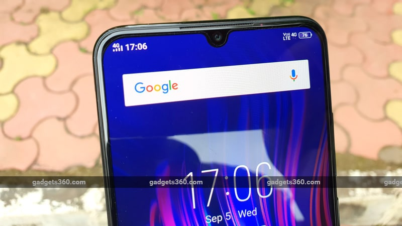 Vivo V11 Pro close up ndtv vivo