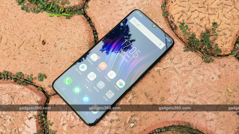 Vivo V11 Pro Starts Receiving Android 9 Pie Update in India: Report