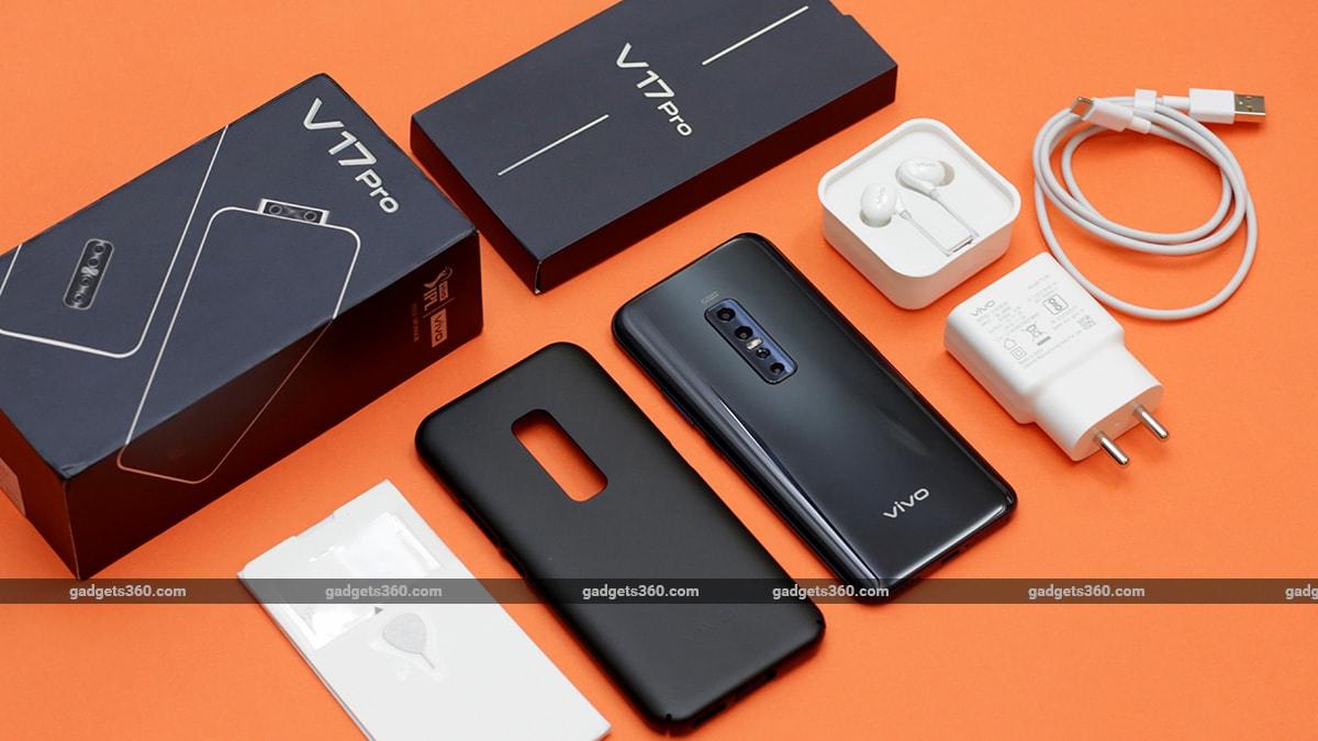 Vivo V17 Pro bundle vivo