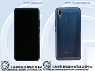 Vivo V1930A/T Surfaces on TENAA With Full Specifications in Tow, May Launch Soon