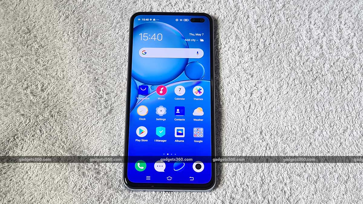 Vivo V19 Goes on Sale in India Today: Price, Launch Offers, More