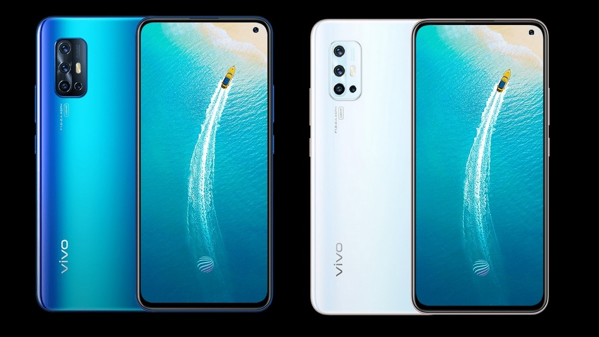 Vivo V19 With Quad Rear Cameras, 4,500mAh Battery Launched: Price ...