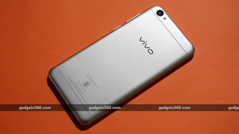 Vivo V55s back ndtv vivo y55s
