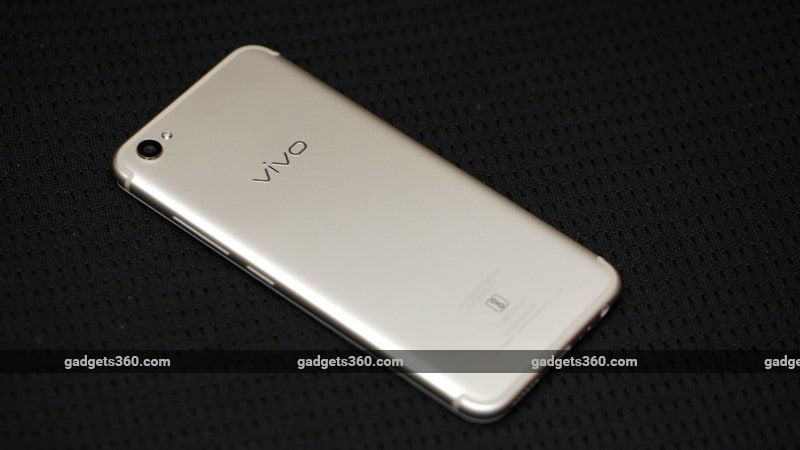 Vivo V5 Plus back ndtv Vivo V5 Plus