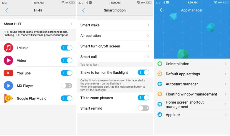 how to turn on dictionary in vivo v5