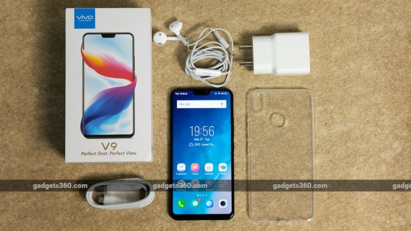 Vivo V9 Box Comp NDTV Vivo V9 Review