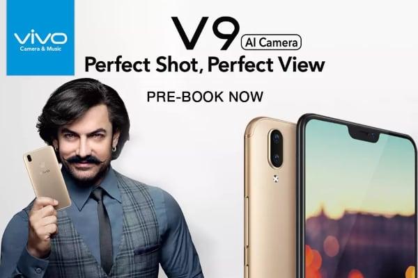 Vivo V9 Offers On Amazon And Flipkart