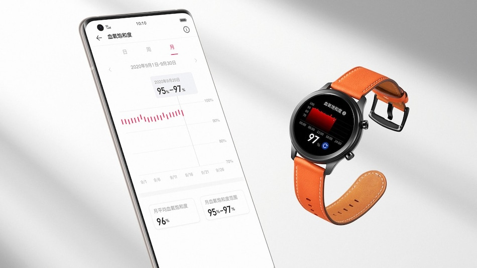 Vivo Watch With Up to 18 Days Battery Life, Heart Rate Monitoring, Blood Oxygen Sensor Launched