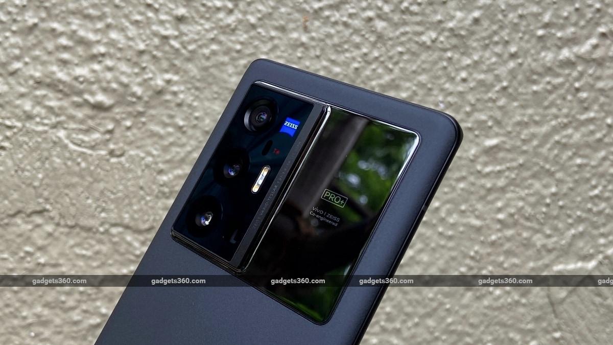 Vivo X70 Pro Plus back cameras ndtv Vivo VivoX70ProPlus