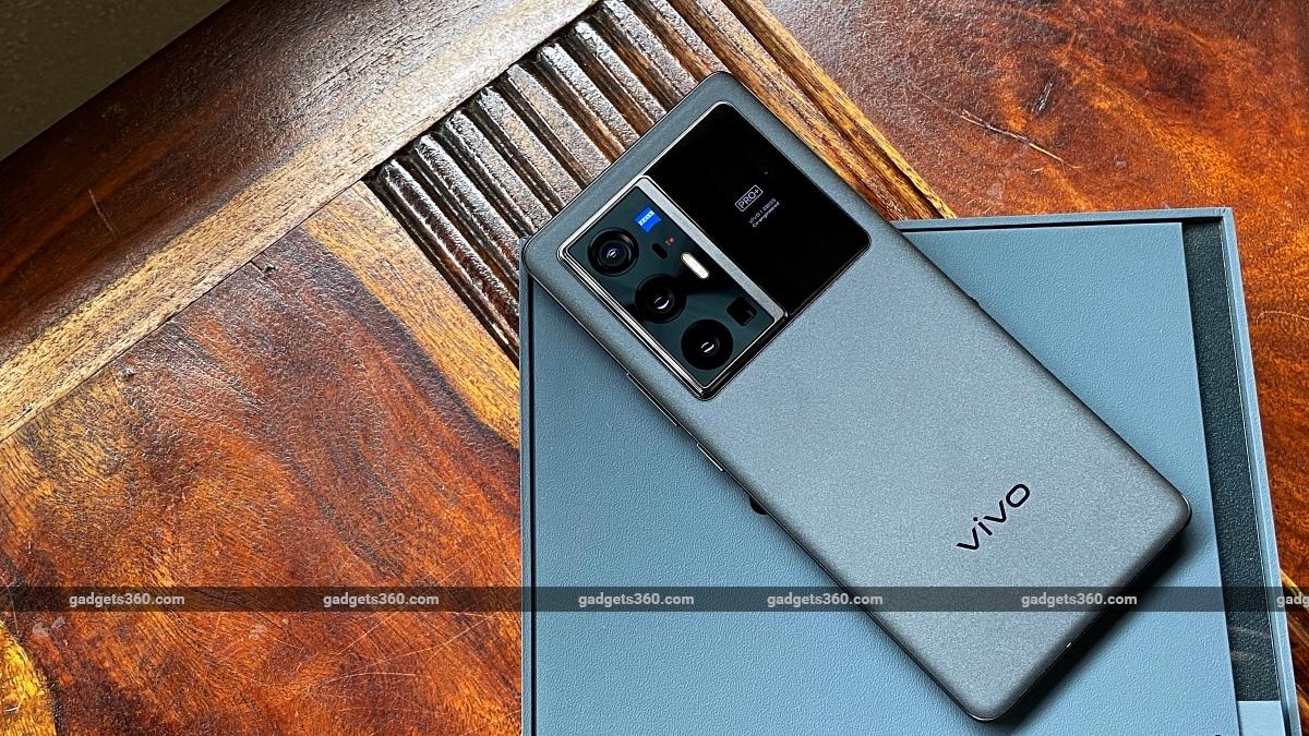 Vivo X70 Pro Plus back design ndtv Vivo VivoX70ProPlus