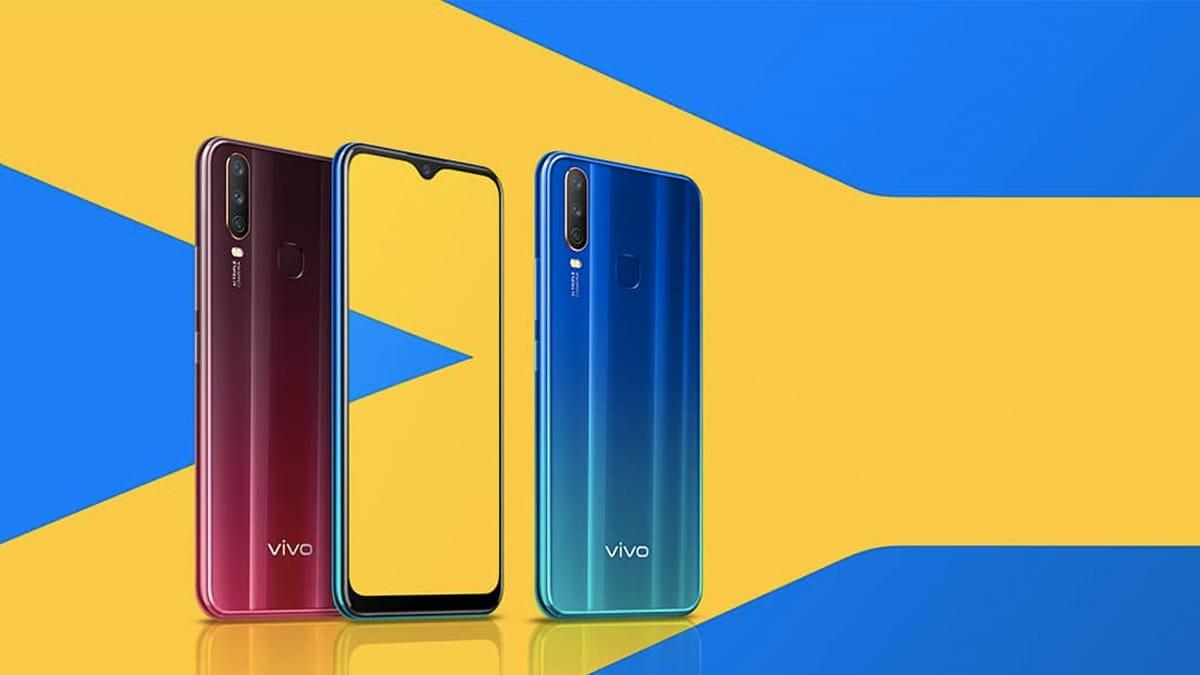 Vivo Y15 (2019) With Triple Rear Camera Setup, 5,000mAh