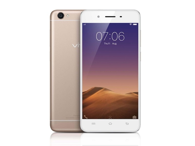 Vivo Y55L With 5.2-Inch Display, 4G VoLTE Support Launched at Rs. 11, 980