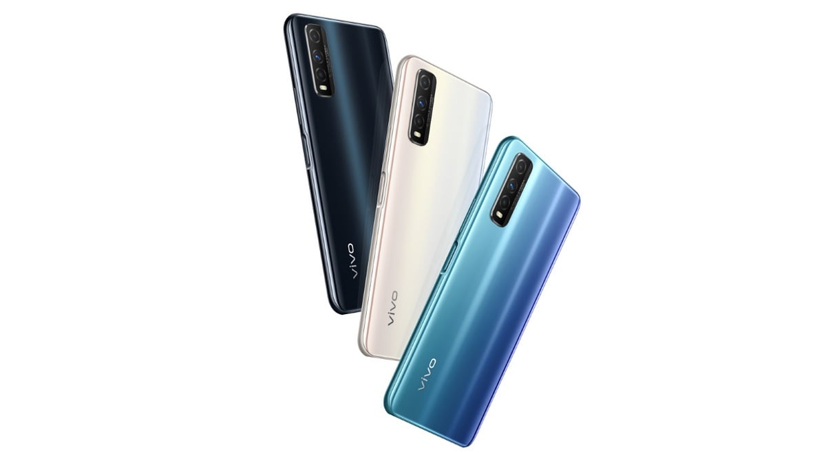 Vivo Y70t With Exynos 880 SoC, Triple Cameras Launched