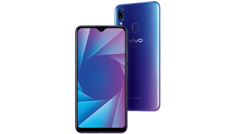 003f8e0a2 Vivo Y95 With Waterdrop-Style Notch