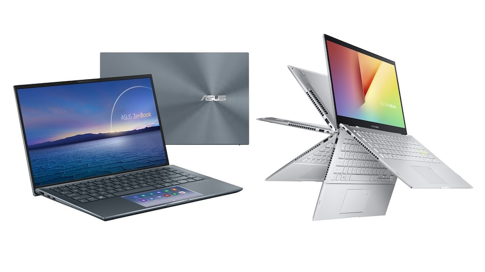 Asus ZenBook, Asus VivoBook Models With 11th-Gen Intel Tiger Lake CPUs Launched in India