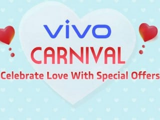 Valentine's Day 2019: Vivo Nex, Vivo V9 Pro, Vivo Y95 Discounts and Other Offers in Vivo Carnival Sale