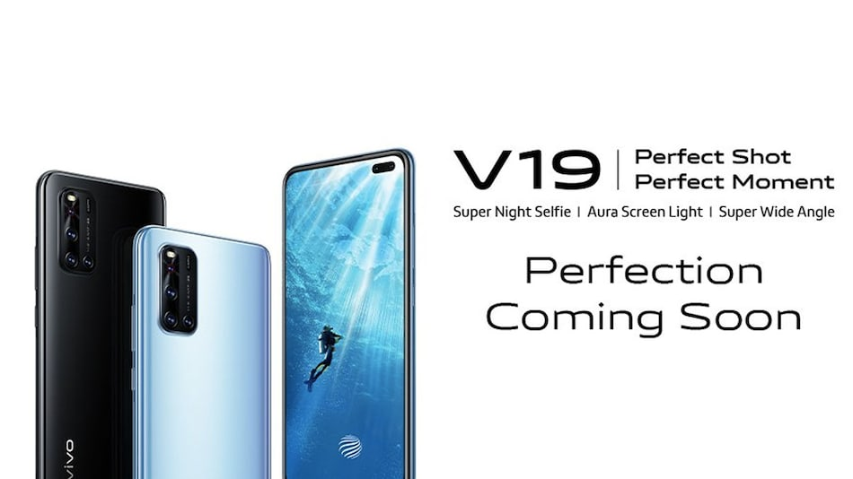Vivo V19 India Launch Teased; Specifications and Price Leaked Ahead of Debut