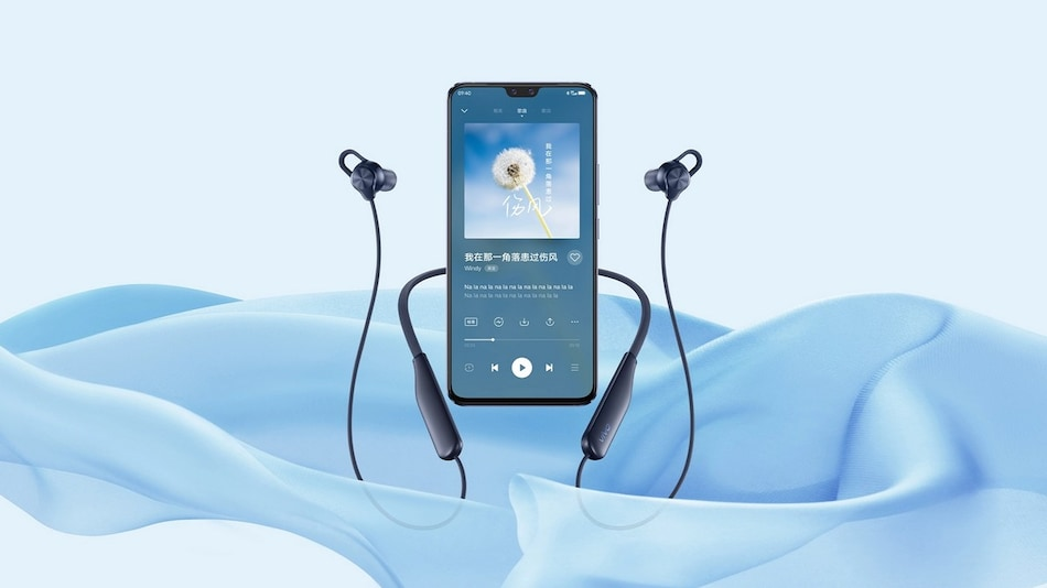 Vivo Wireless Headset HP2154 With Neckband Design, 18 Hours Playtime, IPX4 Water Resistance Launched