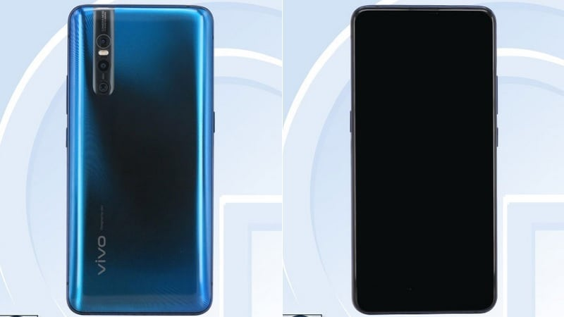 Vivo X27 Registrations Go Live in China, TENAA Listing Reveals Specifications and Three Gradient Colour Options