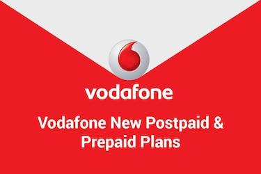 Vodafone New Plans 2020: Vodafone Prepaid, Postpaid Recharge Plans, Offers