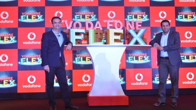 Vodafone Flex Launched, Combined Services Plans for Prepaid Users