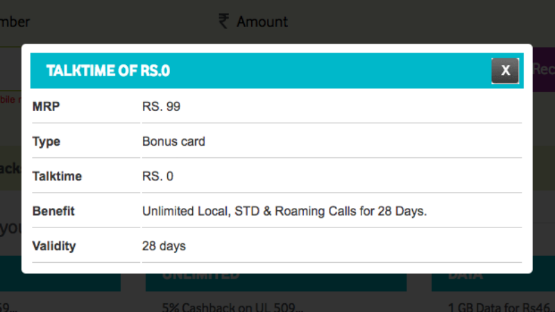 Vodafone Rs  99 Recharge Offers Unlimited Calls to Compete