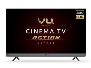Vu Cinema TV Action Series 55LX और 65LX भारत में लॉन्च, जानें कीमत और खासियतें