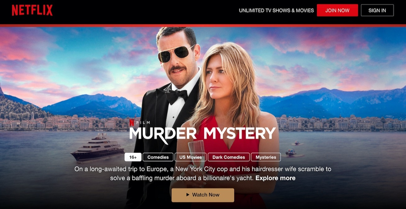 Netflix dangles carrot of free content in bid to win more subscribers