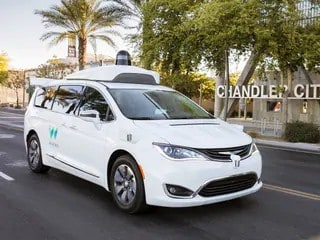 Alphabet's Waymo to Sell Its Self-Driving Tech to Outside Firms