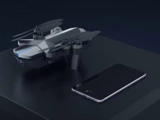 Tencent's 'Ying' Drone Can Record 4K Video, Stream It to WeChat in 720p
