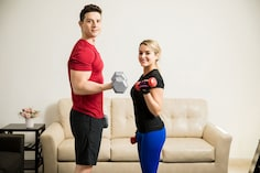 Weight Training Exercises You Can Do At Home