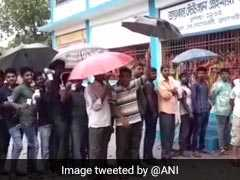 As Voting Begins For West Bengal Panchayat Election, Long Queues Outside Polling Booths