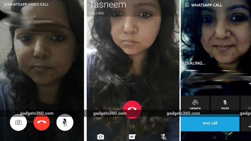 WhatsApp Video Calling Is a Good Effort That Needs Some