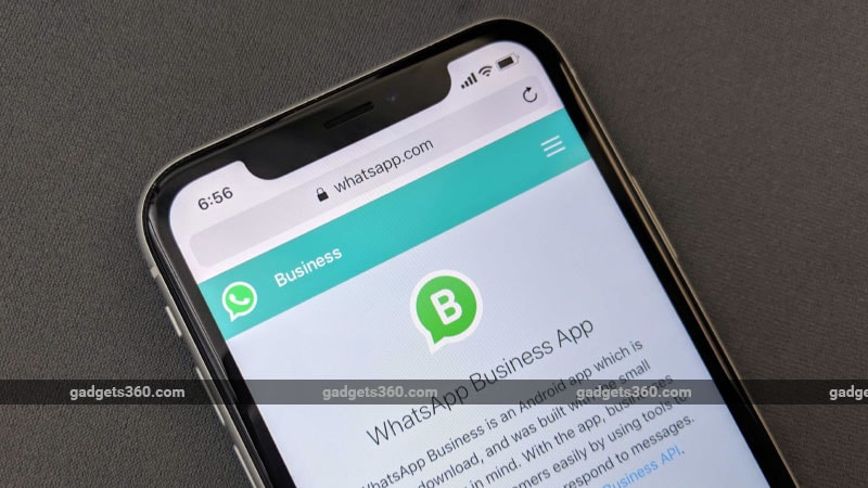 WhatsApp Business for iPhone Finally Available in Select
