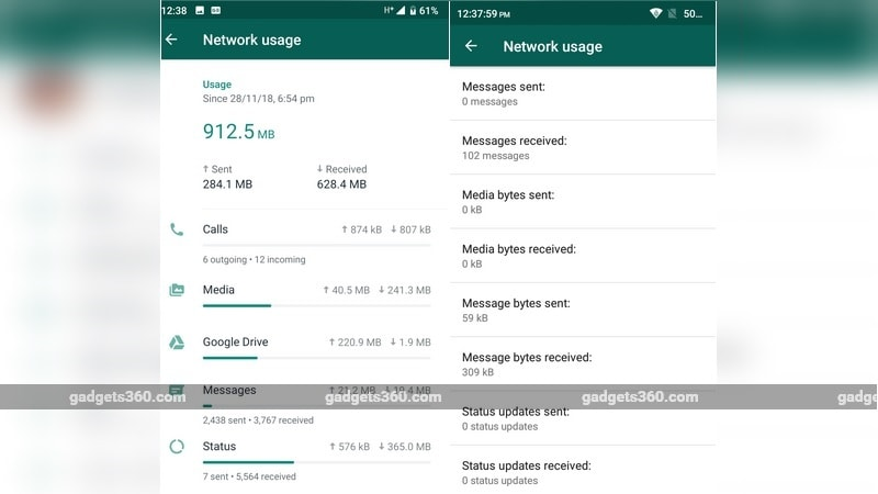 WhatsApp for Android Update Brings Revamped Settings Section