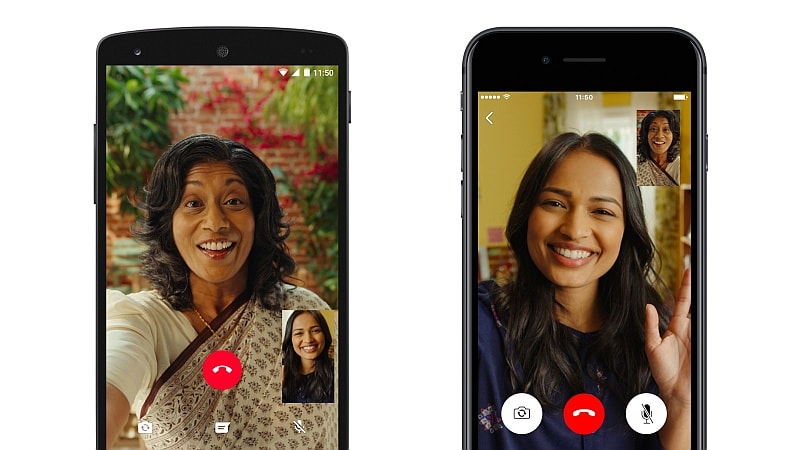 WhatsApp Video Calling Is a Good Effort That Needs Some Polish
