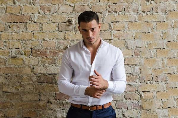 Best White Shirts For Men Online