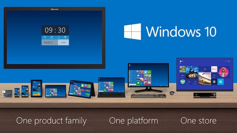 Windows 10 Now Running on 400 Million Active Devices, Says Microsoft