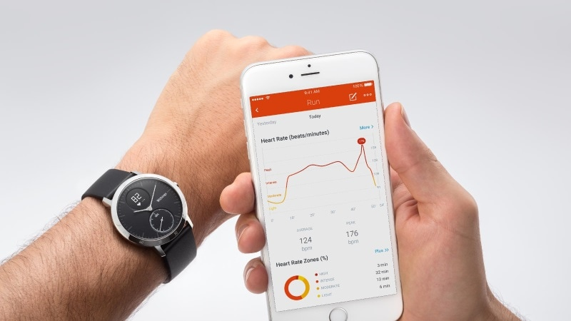 Withings Steel HR Smartwatch With Heart Rate Sensor Launched