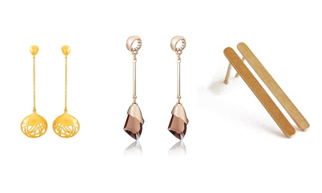 Women Workwear Inspiration From Karisma Kapoor Jewellery 1556098047332