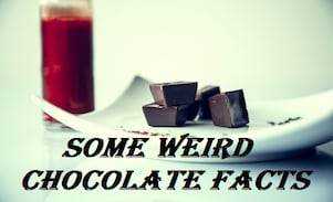 It's World Chocolate Day on 7 July 2017, Some interesting facts you did not know!