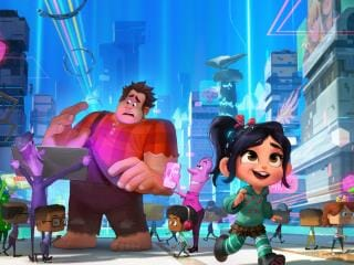 Wreck-It Ralph 2 Trailer: Ralph Enters, Breaks the Internet in First Teaser