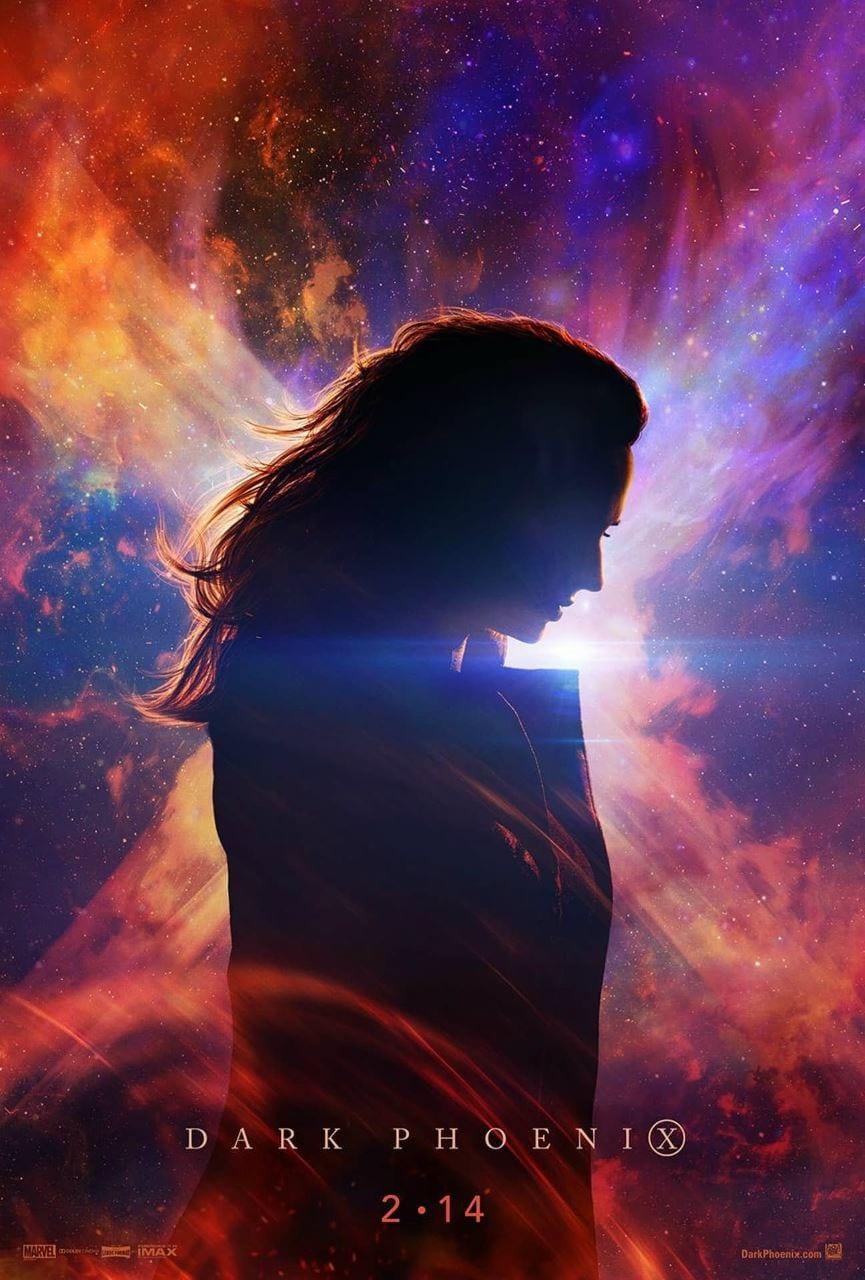 X Men Dark Phoenix poster X Men Dark Phoenix poster